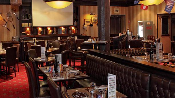Black Angus - Restaurant La Valentine Vue de la salle