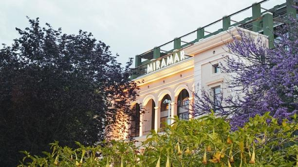 Forestier - Hotel Miramar Vista exterior