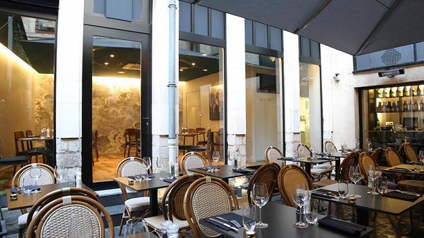 Lille op ra brasserie in lille restaurant reviews menu for Restaurant laille 35