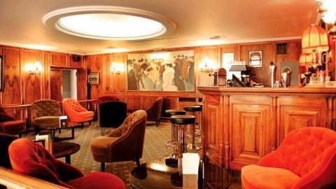 Albert Café - New Hotel Bompard, Marseille