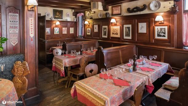 Chez yvonne in strasbourg restaurant reviews menu and for Reso strasbourg