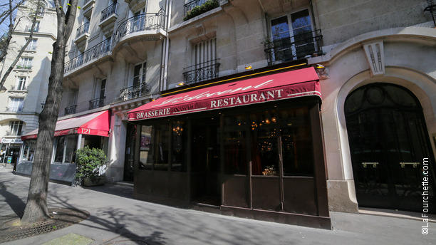 L 39 accent in paris restaurant reviews menu and prices for Restaurant miroir paris 18
