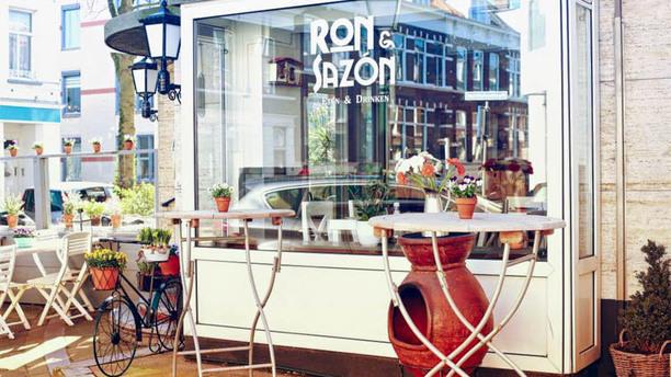 Ron y Sazón (Venezuelan & Latin American Cuisine) Front View Ron y Sazon