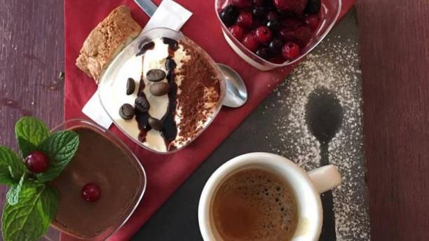 Pasta e fagioli café gourmand