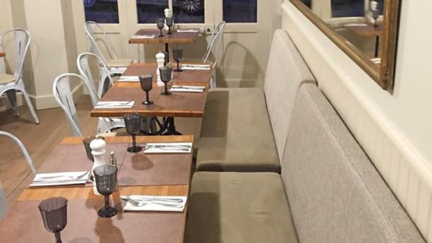 Restaurant Chez Peyo Vue de la salle