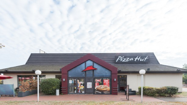 Pizza Hut Plaisir Devanture