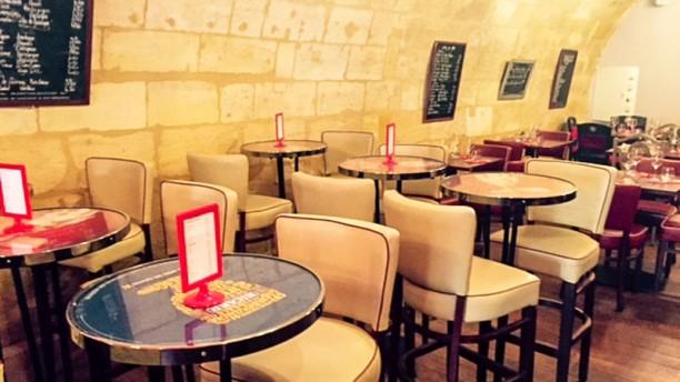 Restaurant la table du parlement bordeaux 33000 avis for La table du 9