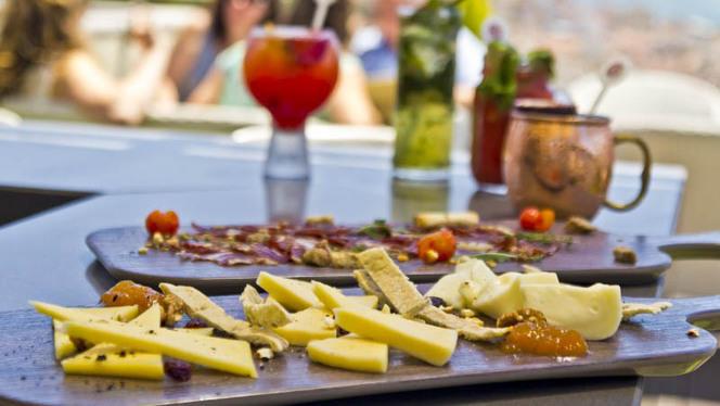 Sugestão do chef - Atico Skybar - NH Lisboa, Lisboa