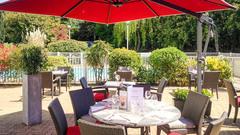 Restaurant Les Aviateurs - Hôtel Mercure Paris Le Bourget