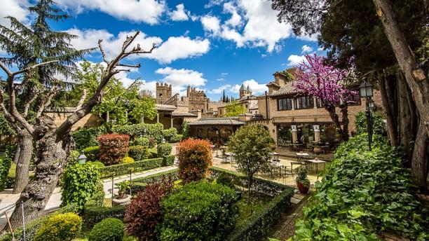 El Cardenal - Hacienda del Cardenal Jardín Hacienda del Cardenal