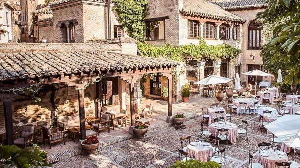 Restaurante El Cardenal Hacienda Del Cardenal En Toledo