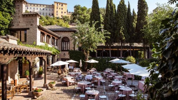 El Cardenal - Hotel del Cardenal Vista terraza