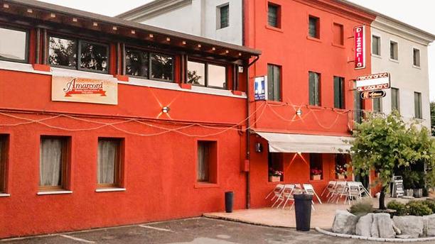 AL TAGLIERE 1977 Ristorante Pizzeria Cafe Facciata