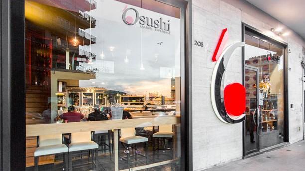 'O sushi La entrata