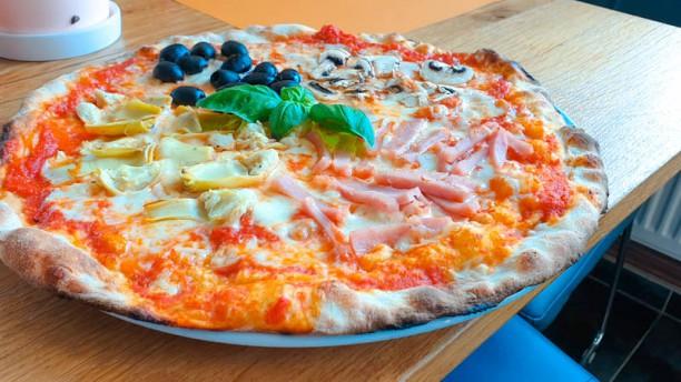 Russopizza Pizzeria Romana chef suggestion