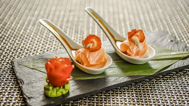 Bushido Sushi Sugestão do chef