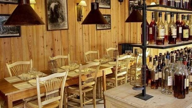 Hôtel Restaurant Le Résinier Vue de la salle