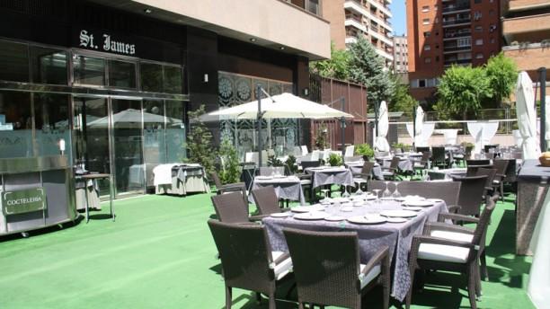 Restaurante St James Gastro James Rosario Pino En Madrid