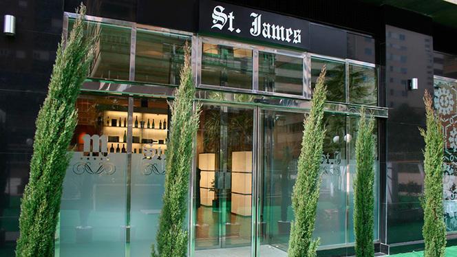 Fachada - St. James - Gastro James Rosario Pino, Madrid