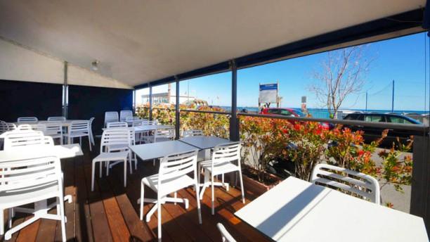 Luna restaurant Vista terrazza