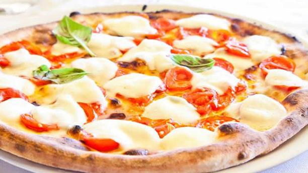 Ristorante Pizzeria Due Leoni La pizza