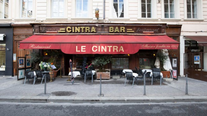 Le Cintra - Restaurant - Lyon