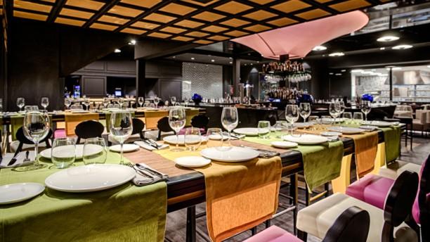 D'Sesto Food&Music Vista de la sala
