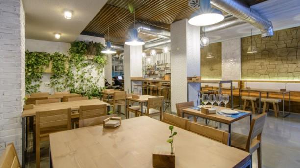 Alawa Sala del restaurante