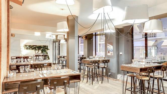 L'Atelier des Artistes - Restaurant - Paris
