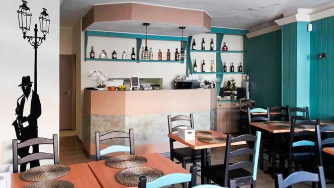 Vista da sala - Groove Burger Makers, Leça da Palmeira