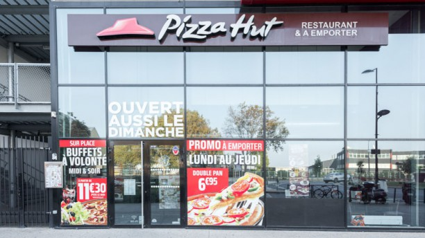 Pizza Hut Villeneuve la Garenne Devanture