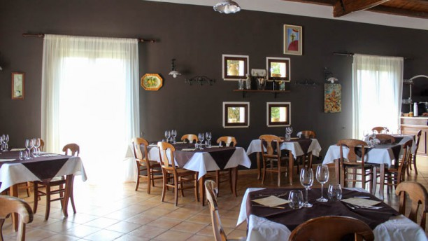 Ristorante Scopello Fish Factory - Officina Gastronomica La Location