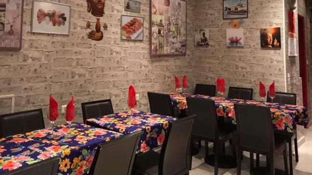 Funsushi Salle du restaurant