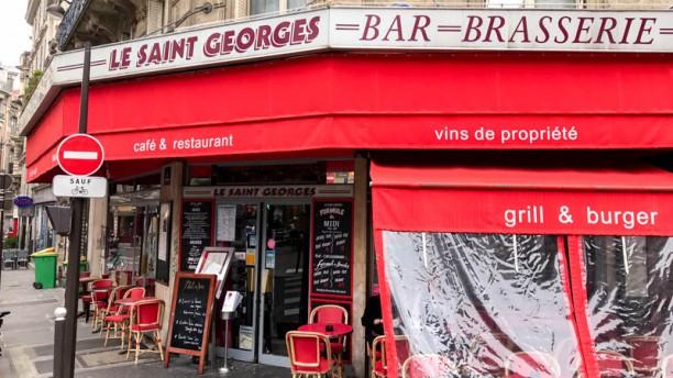 Le Saint Georges Entrée