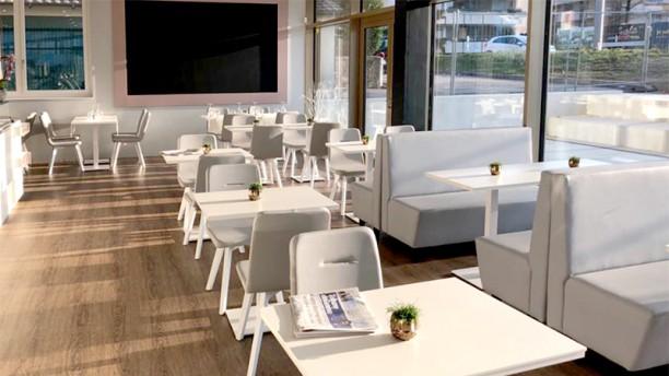 Ciao Restaurant - Meyrin Vue de la salle