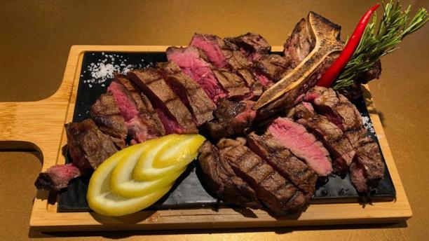 • NAMEZA • Steakhouse Lounge Sugestão
