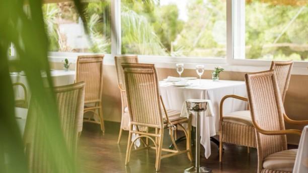 Restaurante Mimbre Vista Sala