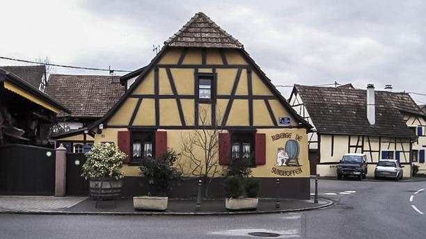 Auberge de Sundhoffen façade