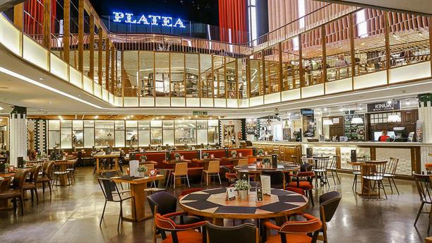 El Foso - Platea Madrid Restaurante