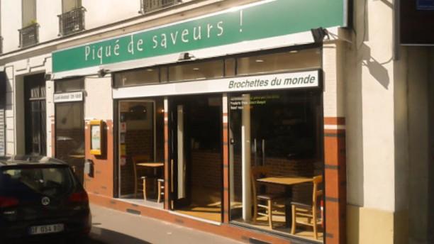 Piqué de Saveurs Angle rue de Billancourt et avenue Morizet