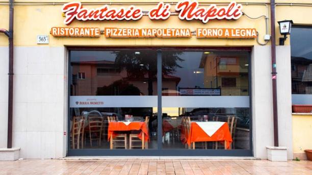 Fantasie di Napoli La entrata