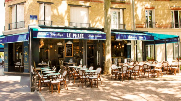 Restaurant Rue De Billancourt