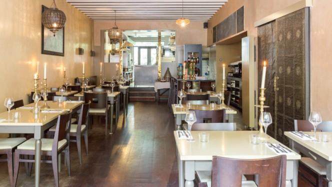 Restaurant - Zina, Amsterdam