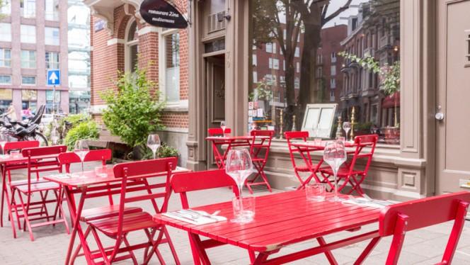 Terras - Zina, Amsterdam