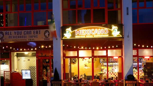 Mexicano Ingang