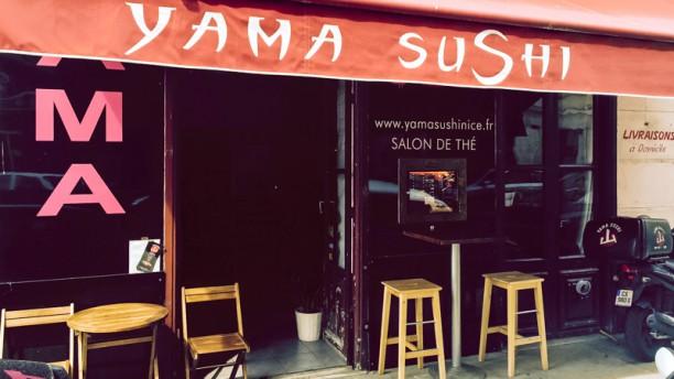 Yama Sushi Devanture