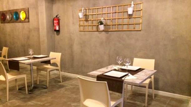 Sensenom Sala del restaurante