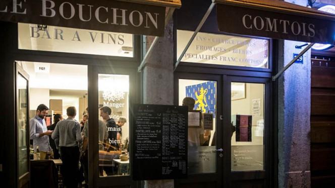Le Bouchon Comtois - Restaurant - Lyon