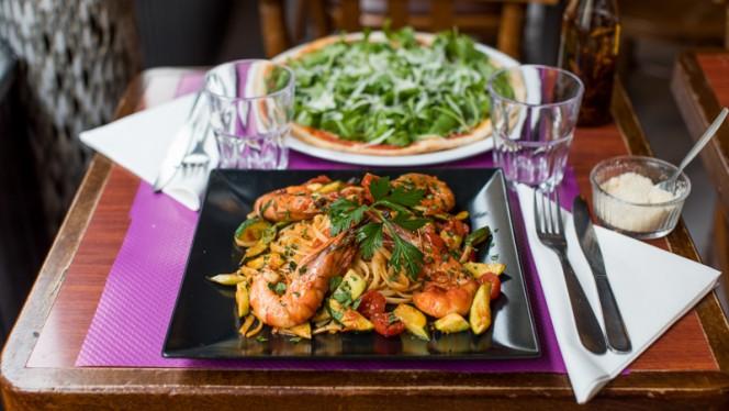 Pizza e Fichi - Restaurant - Paris