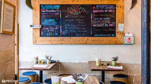 Restaurant Sol Semilla Paris